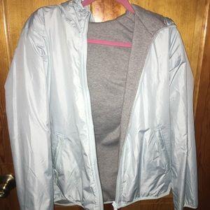 Reversible Polo jacket